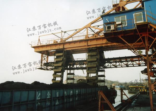 lian斗式xie船机