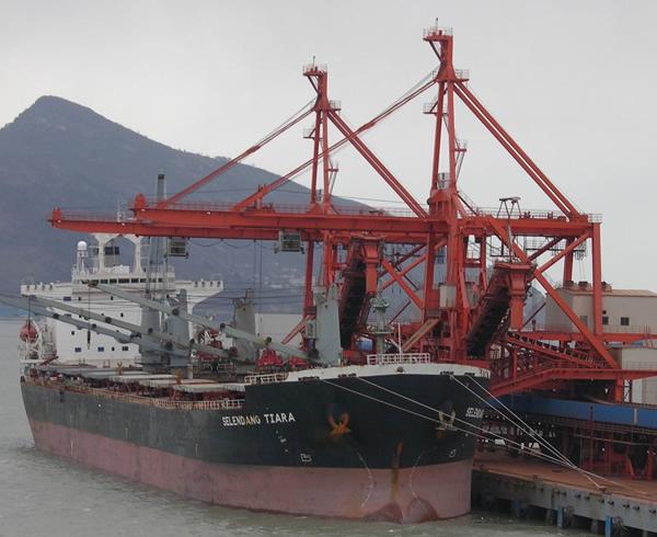 卸船zhuanxian